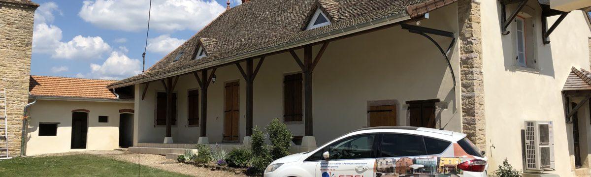 Ezel Bâtiment, vos spécialistes de la façade en Bourgogne franche Comté